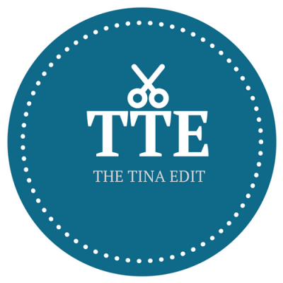 TINA SEQUEIRA BLOG THE TINA EDIT